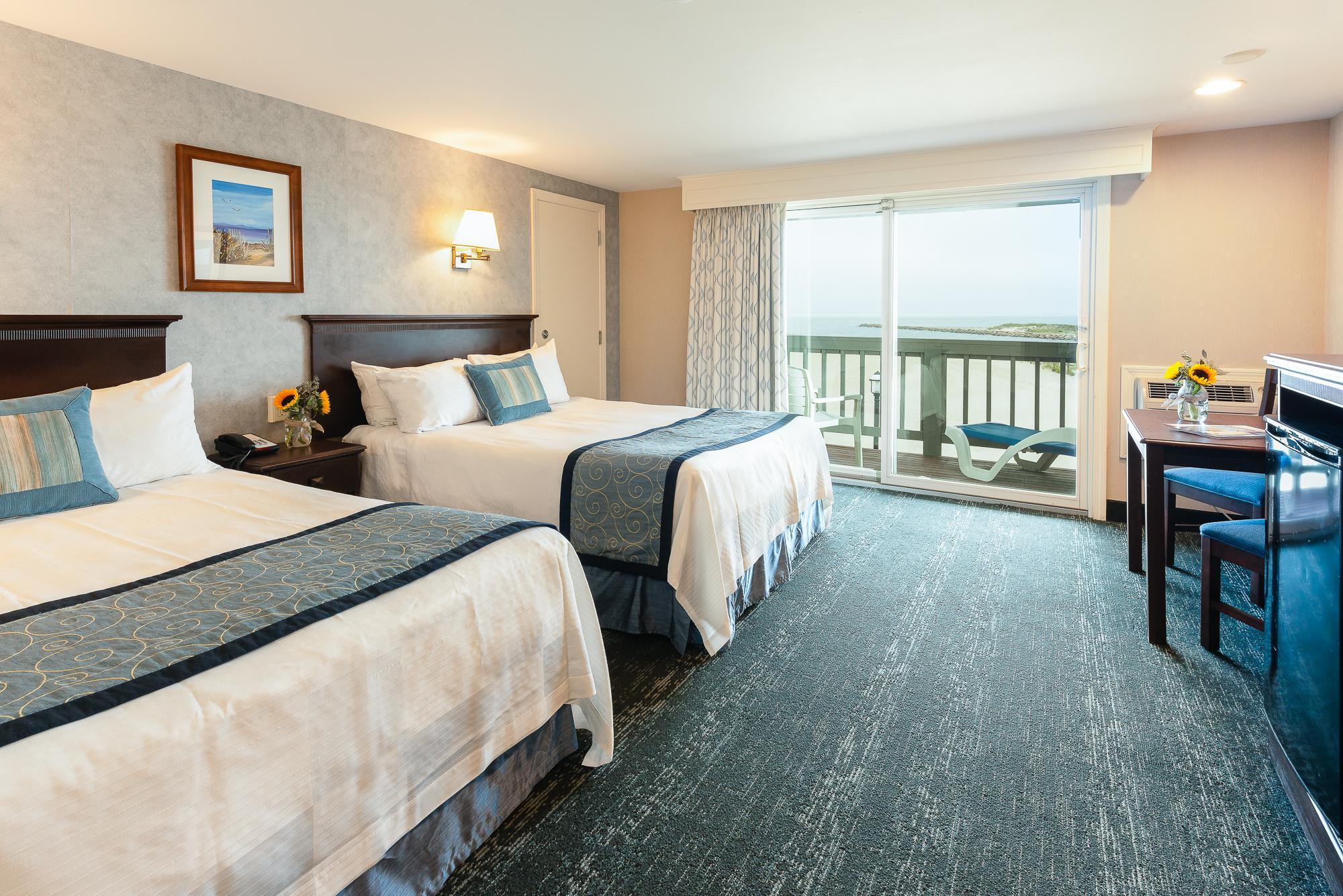 Oceanfront Room on Cape Cod - Red Jacket Beach Resort
