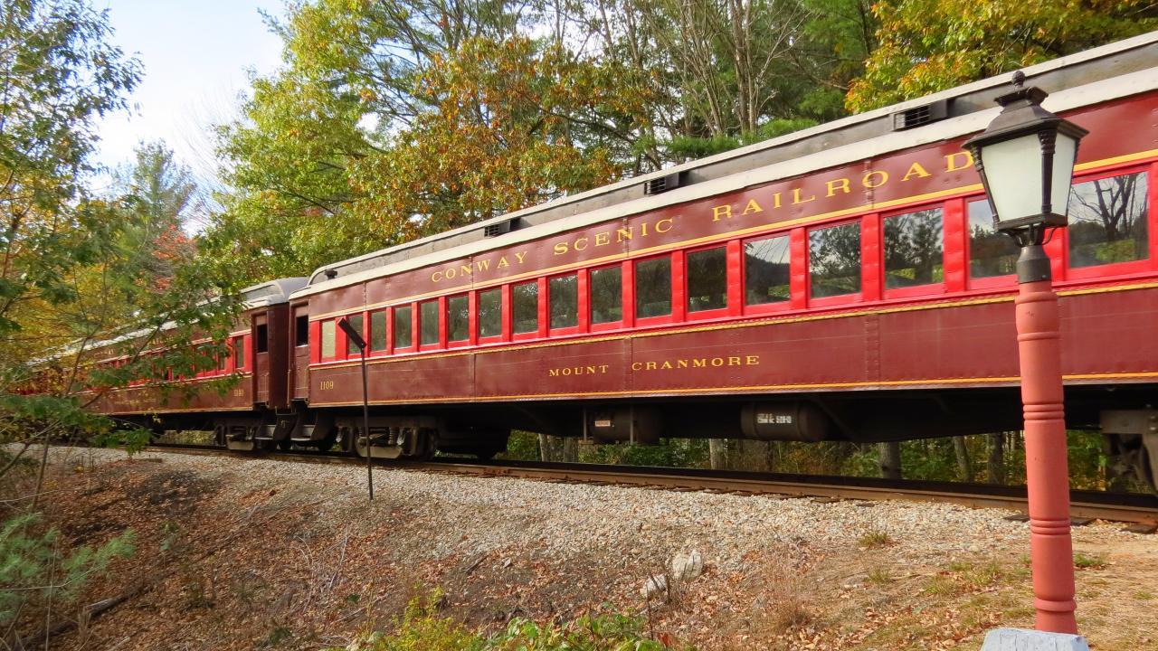 north conway train rides